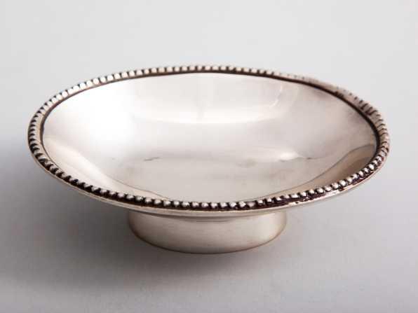 Seifenschale silber oval 1 antike m bel interieurs in for Raumgestaltung dresden