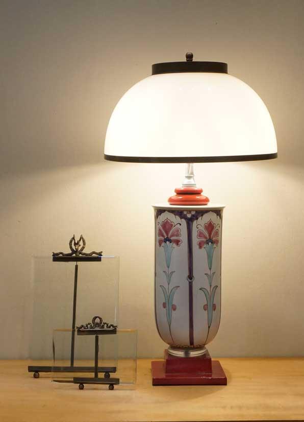 Exklusive lampen antike m bel interieurs in dresden for Antike lampen