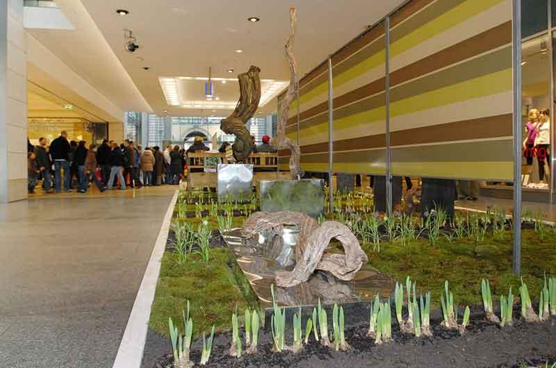Flora design 2008 altmarktgalerie dresden antike m bel for Raumgestaltung dresden