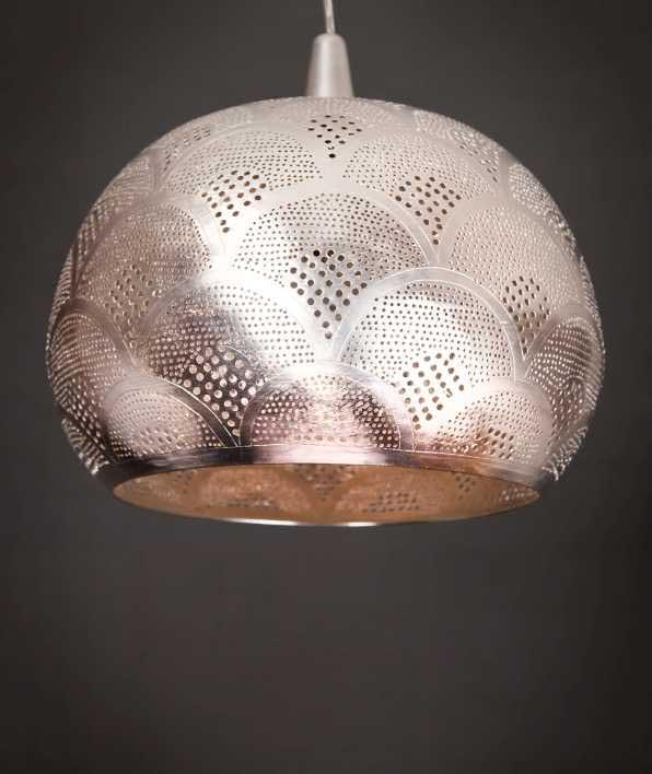 Lochlampe kugel f cherdekor antike m bel interieurs in for Raumgestaltung dresden