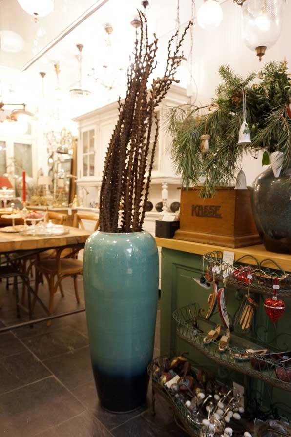 Boden Vase Gross Eyecatcher Dresden 02 Antike Mobel Interieurs