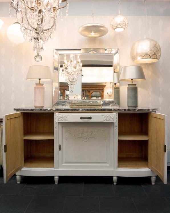 jugendstil anrichte antike m bel interieurs in dresden eyecatcher exklusives wohnen. Black Bedroom Furniture Sets. Home Design Ideas